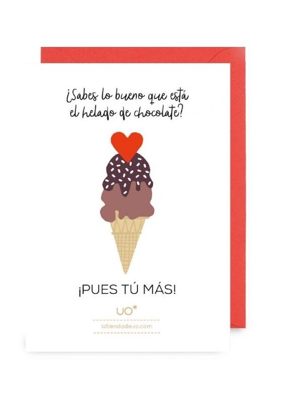 postal-helado-de-chocolate
