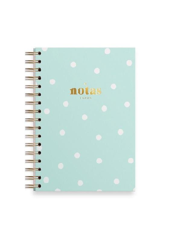 cuaderno-a5-topos-mint-rayado-charuca