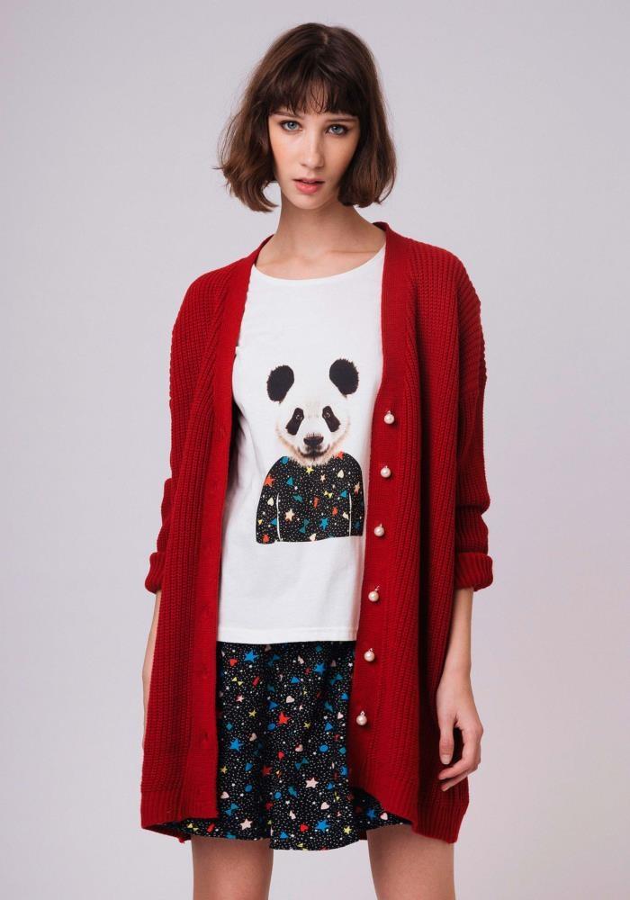chaqueta-punto-rojo-botones