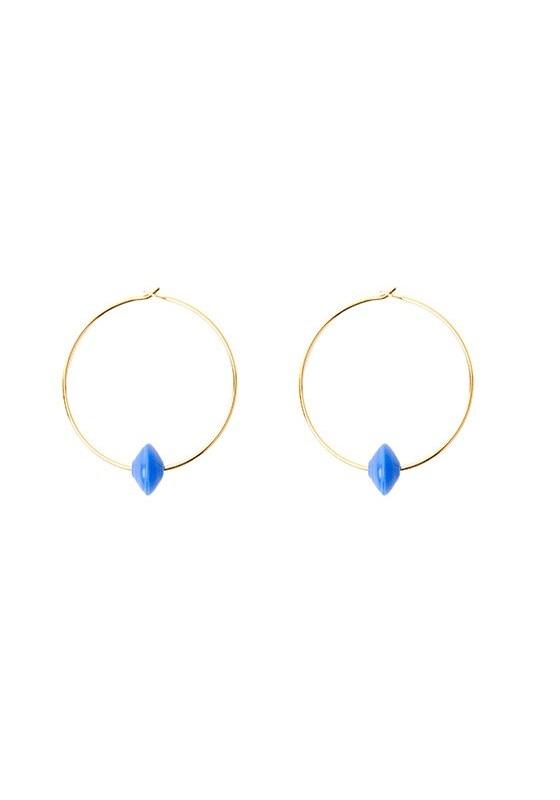 pendientes-manelik-aro-pequeño-azul
