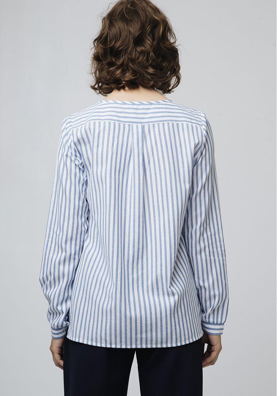 camisa-rayas-azul-pili