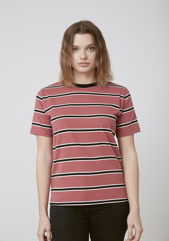 camiseta-rayas-rojo-mangas-cortas
