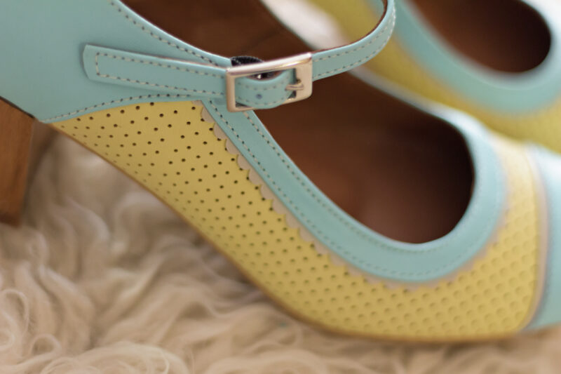 zapatos-amarillo-celeste-pin-up-vintage