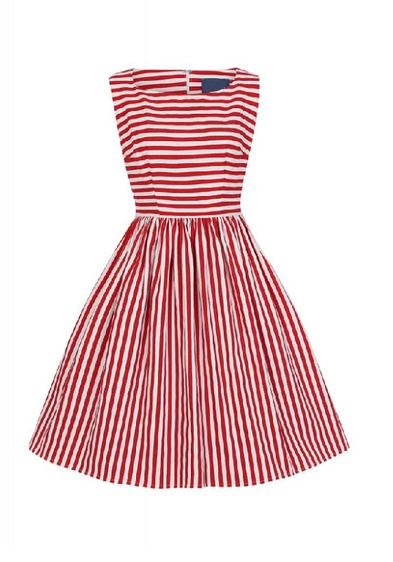 vestido-candice-rayas-rojas-blancas-pinup
