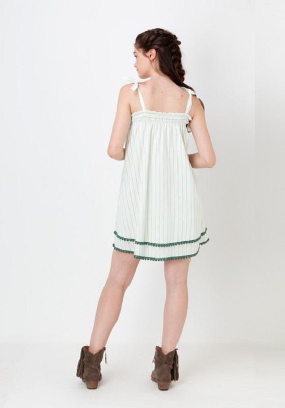 vestido-corto-gladys-verde-rayas