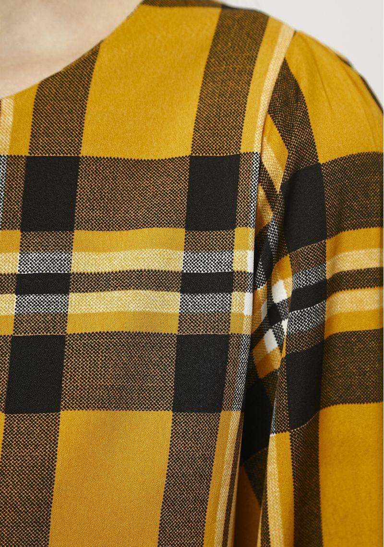 blusa-cuadros-amarillos