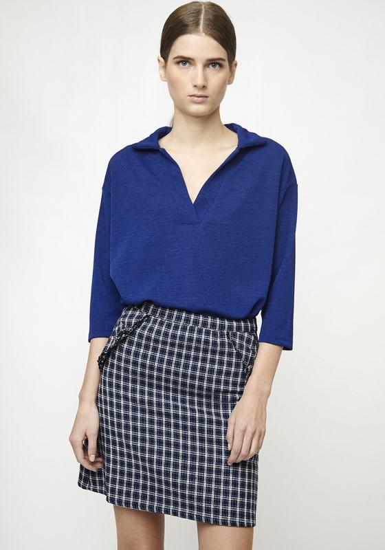 falda-cuadros-azules-escocia