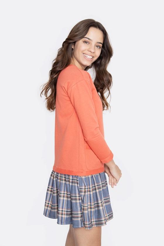 vestido-alma-naranja-cuadros