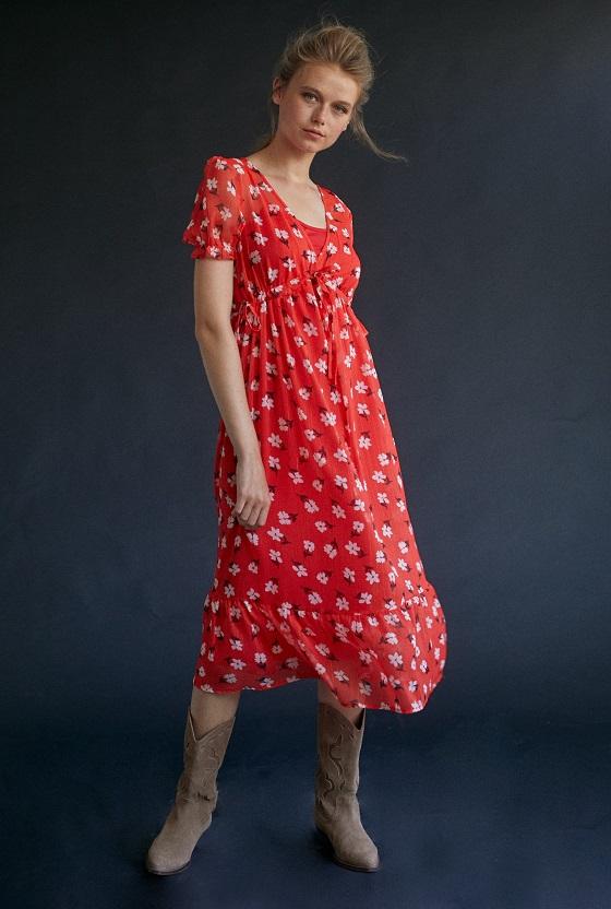 vestido-midi-gasa-rojo-estampado-flores
