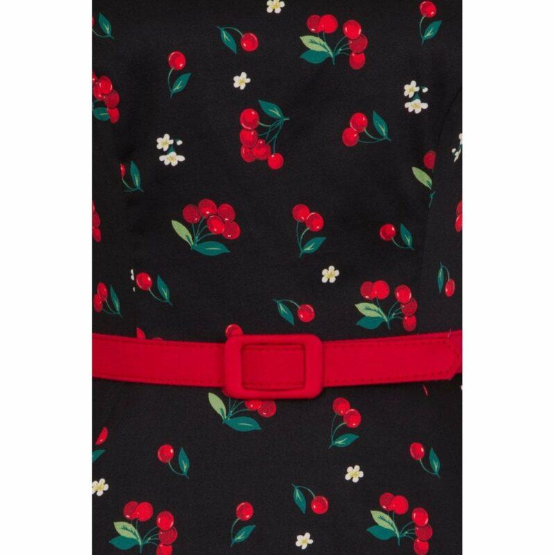vestido-negro-estampado-cherry-vintage