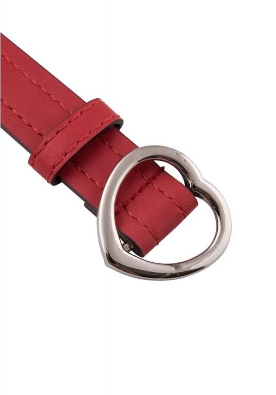 cinturon-hebilla-corazon-rojo