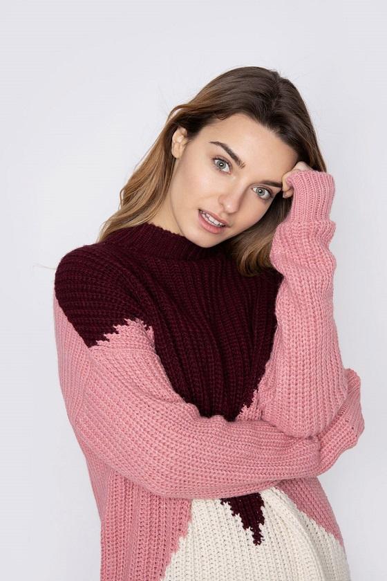 vestido-lana-rosa-altea