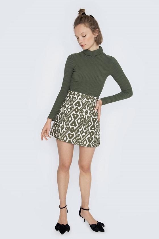 falda-corta-anna-verde-estampado-etnico