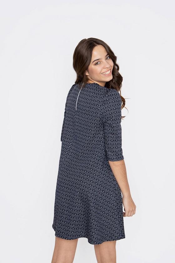 vestido-corto-estampado-geometrico-azul