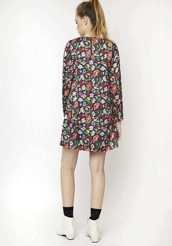 vestido-corto-saten-multicolor