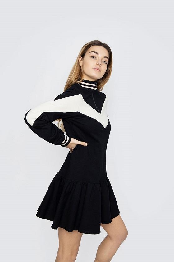 vestido-negro-felpa-noa