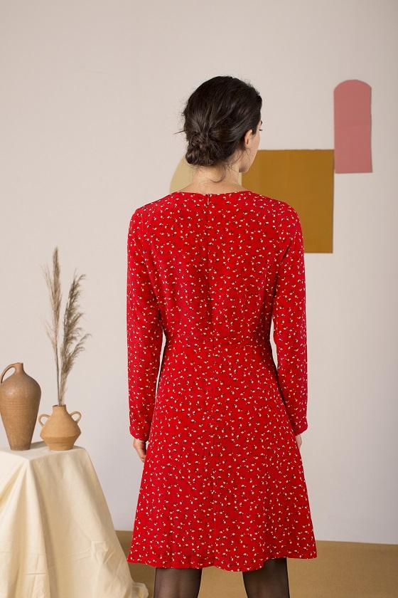 vestido-rojo-estampado-flores-birt