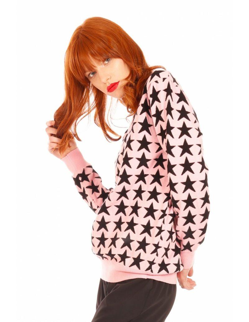 jersey-rosa-holgado-estrellas