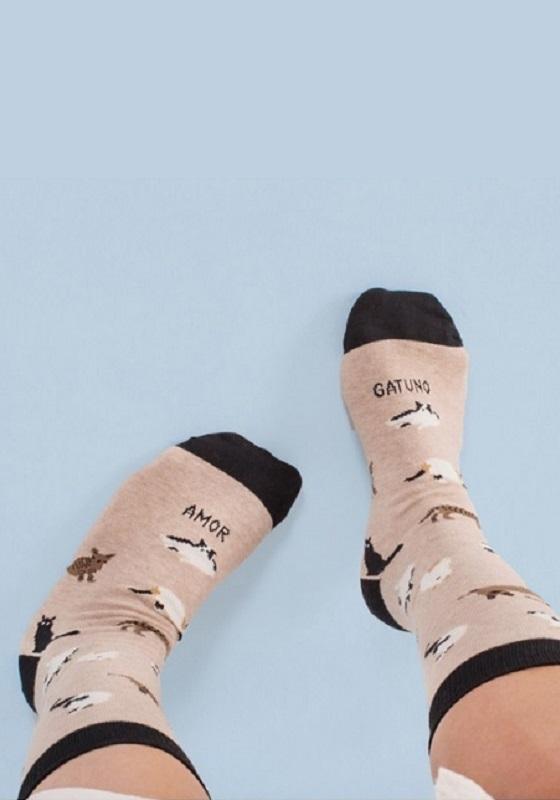 calcetines-solidarios-amor-gatuno