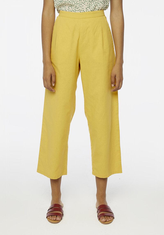 PANTALONES-amarillos-algodon