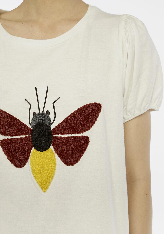 camiseta-blanca-parche-bicho
