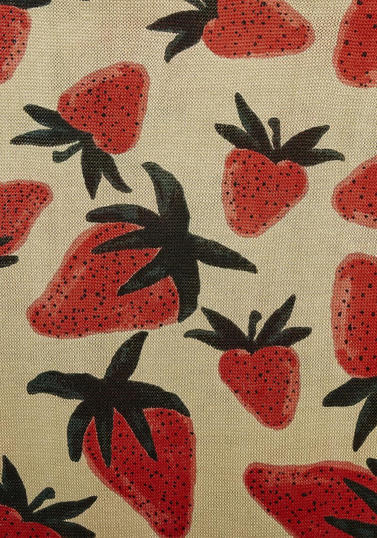 cardigan-fresas-estampado