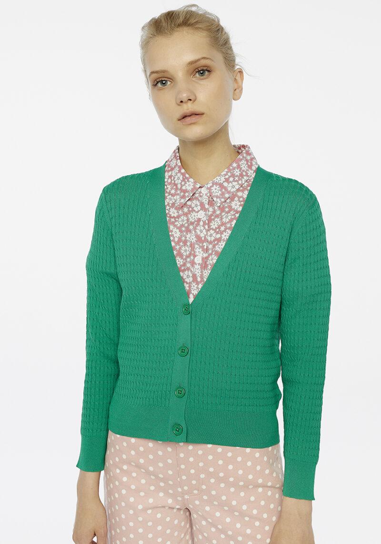 chaqueta-punto-fino-verde