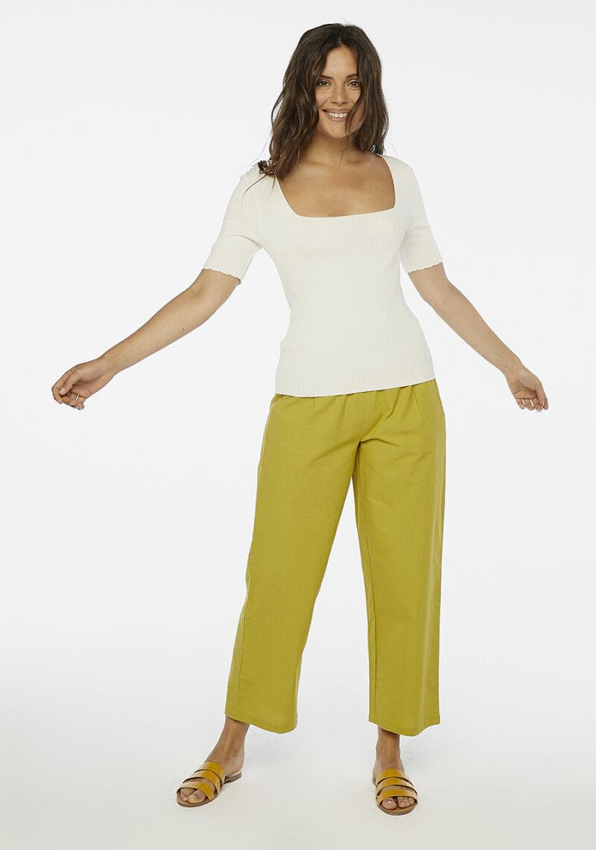 jersey-fino-blanco-mangas-cortas