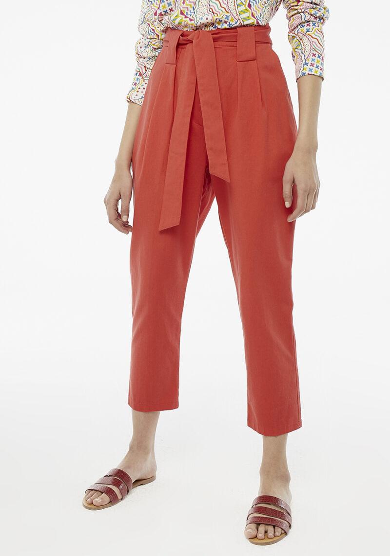 pantalones-algodon-rojo
