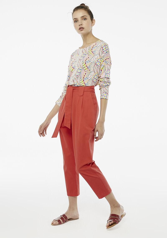 pantalones-rojos-algodon