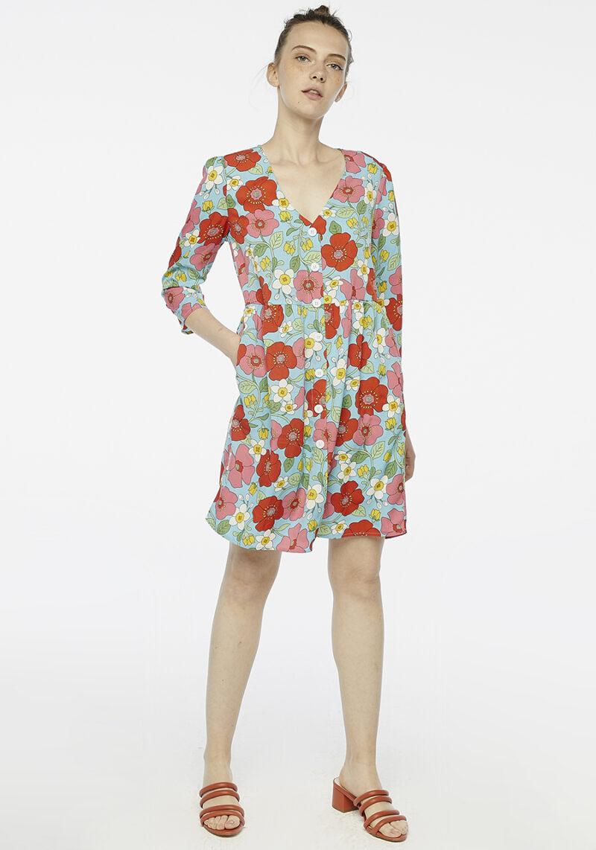 vestido-amapolas-mangas-francesas