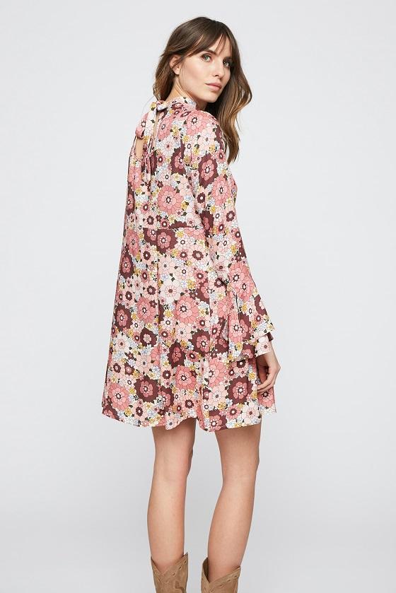 vestido-corto-ashia-flores-rosas