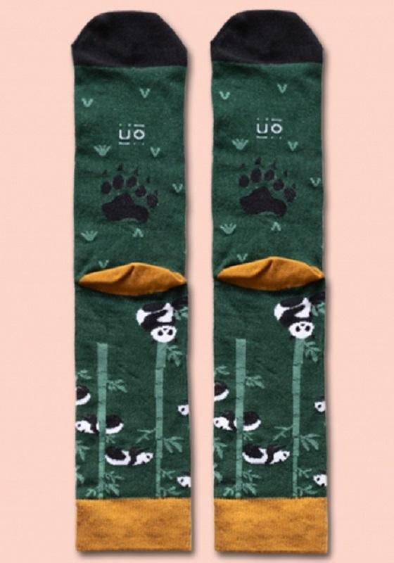 calcetines-somos-una-buena-panda-frases-divertidas