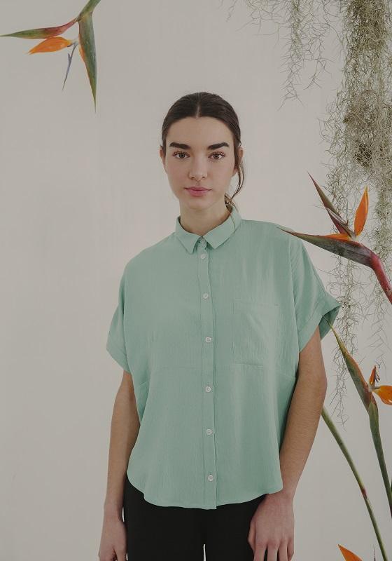 camisa-mangas-cortas-mint