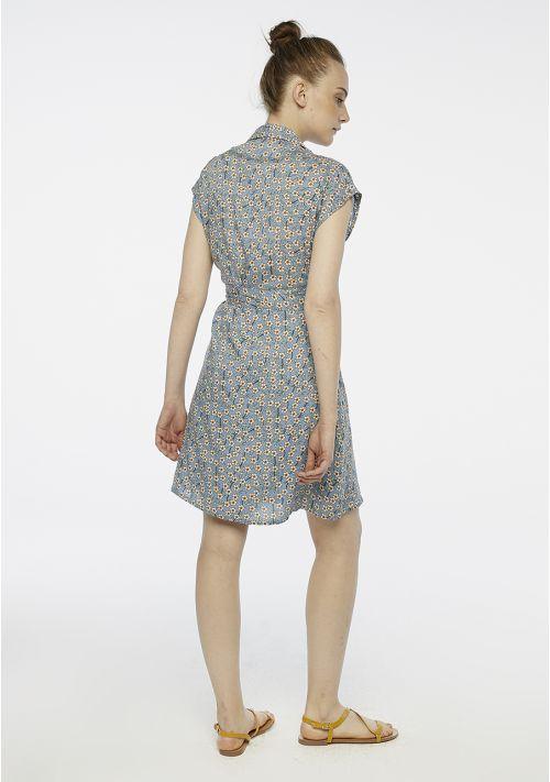 vestido-corto-cruzado-azul
