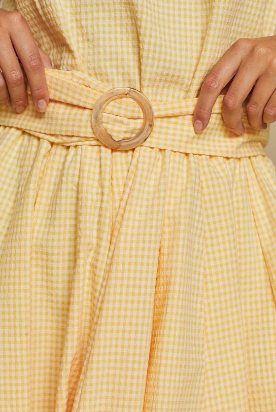 vestido-cuadros-amarillos