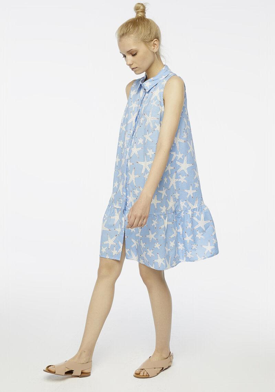 vestido-corto-azul-estrellas-de-mar