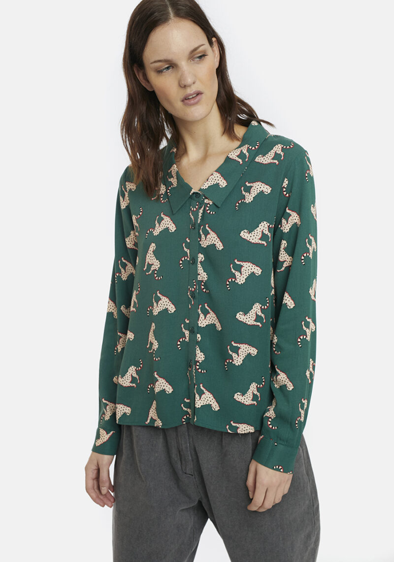 camisa-mangas-largas-verde