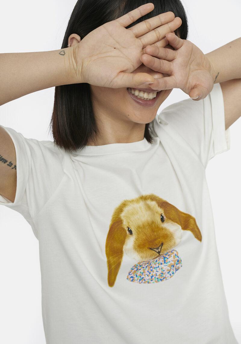 camiseta-blanca-conejito-Honshu
