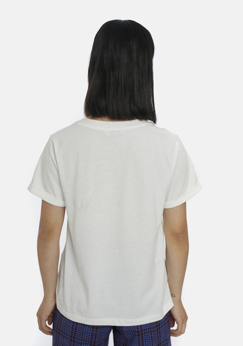 camiseta-blanca-estampado-conejo
