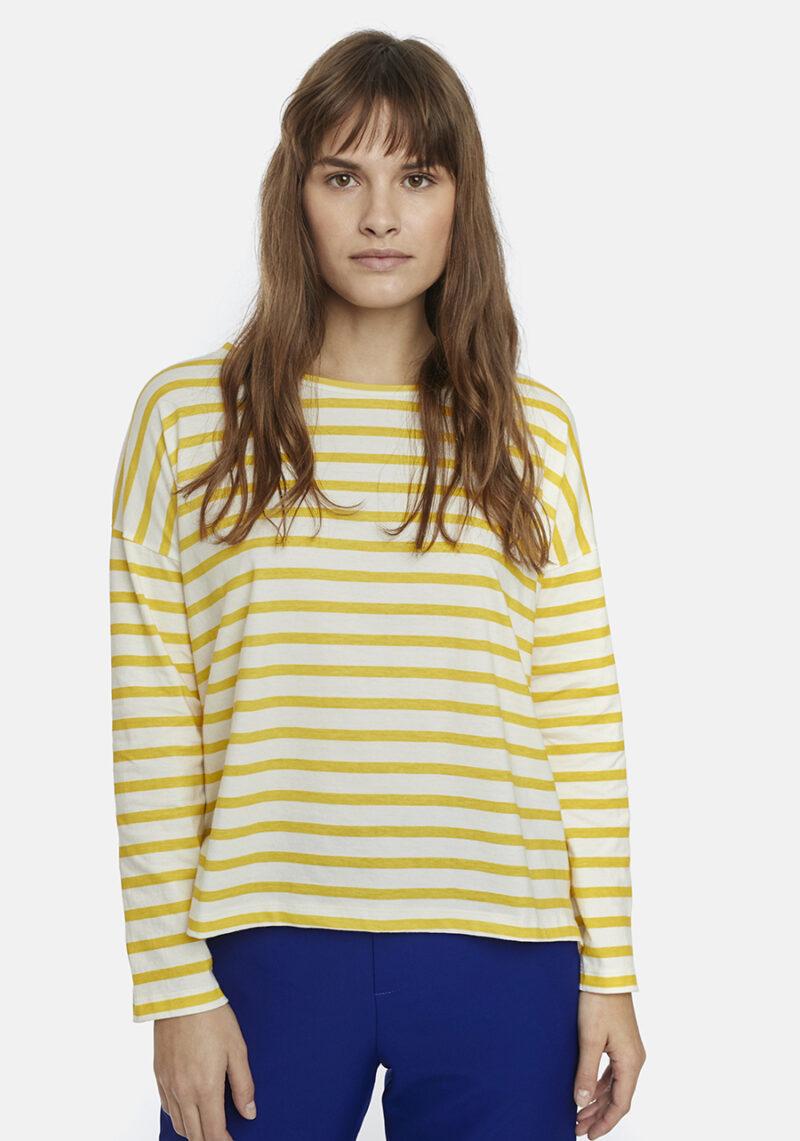 camiseta-rayas-amarillas