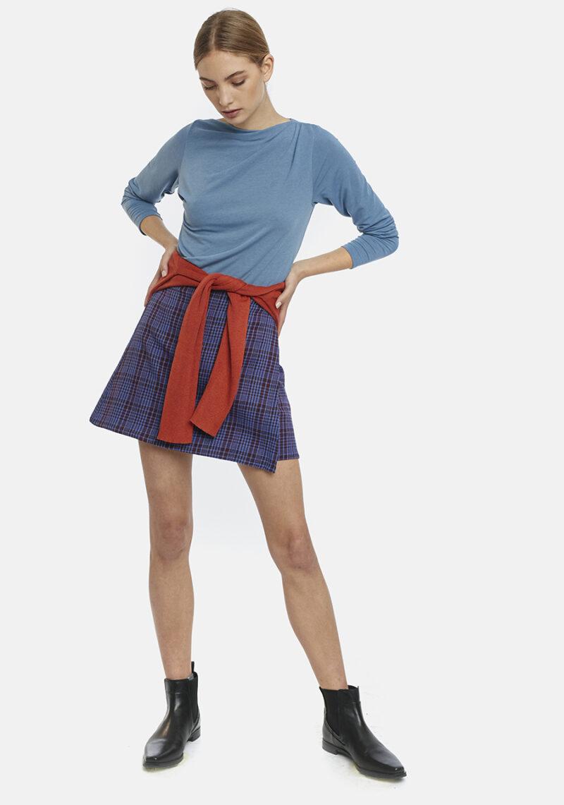 falda-cuadros-azules-baffin