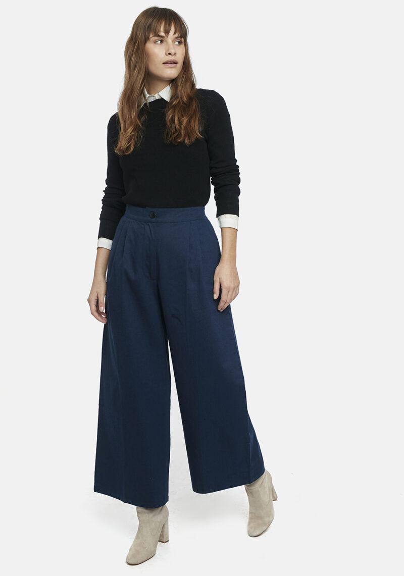 pantalon-campana-pinzas-terranova