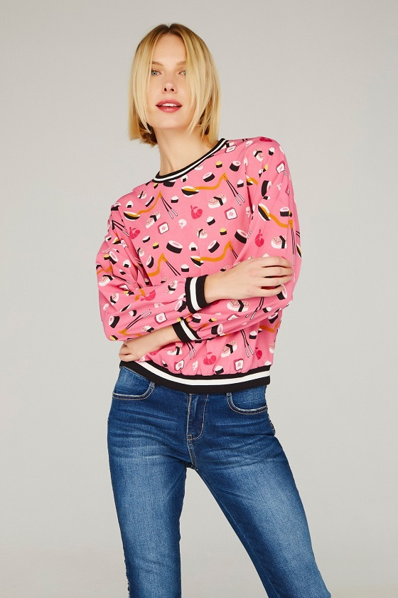 top-rosa-estampado-maki