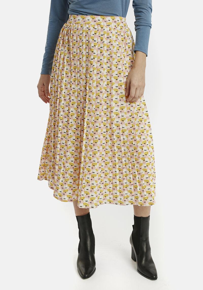 falda-plisada-estampado-nenufares