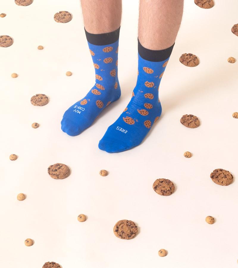 calcetines-divertidos-eres-muy-cookie