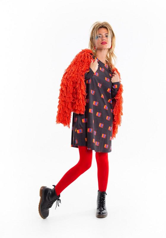cardigan-flecos-rojo-lana