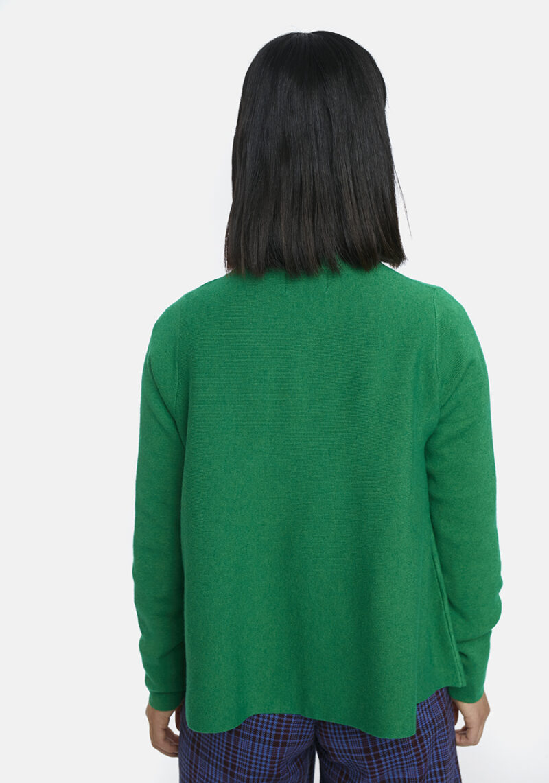 cardigan-verde-botones