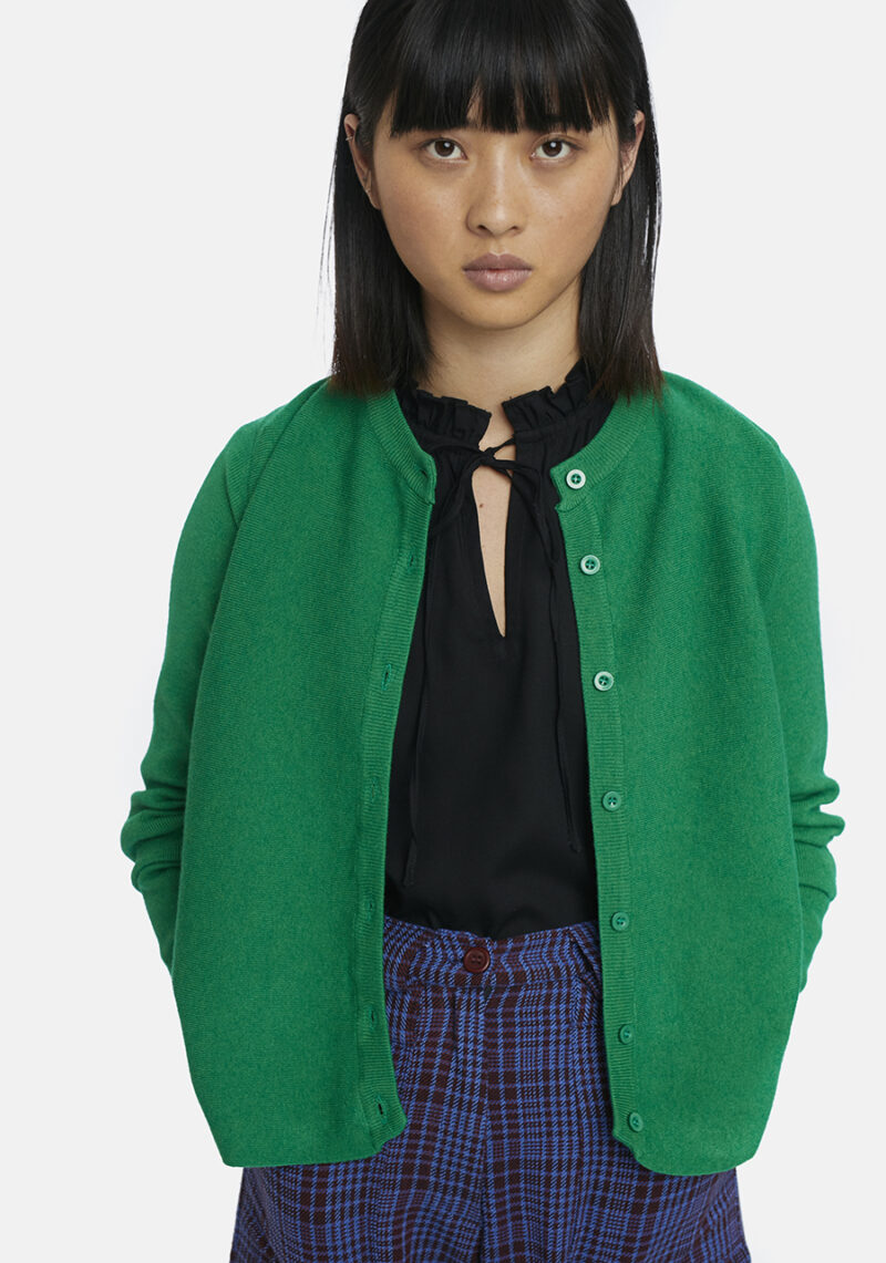 chaqueta-punto-verde-somerset