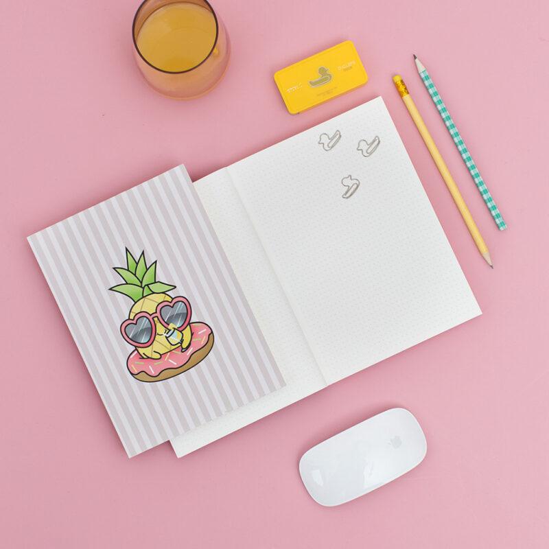 cuaderno-pina-colada-kawaii